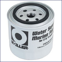 Moeller 033324-10 Short Water Separating Fuel Filter