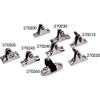 Sea Dog Stainless Top Mount Hinge Fittings 270200-1  270205-1  270210-1  270230-1  270235-1  270240-1  270245-1  270260-1