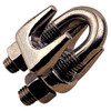 """Sea Dog Stainless Wire Rope Clip 1/4"""" (159506-1),   5/16"""" (159508-1),   3/8"""" (159510-1)"""