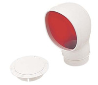 Sea Dog PVC Standard Cowl Vent 3 in.