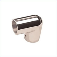 Sea Dog 295091-1 Stainless 90 Degree Elbow 1 in.