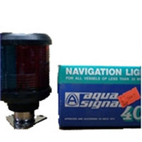 Aqua Signal 33507-622 Tri-color Sailboat Bow Light