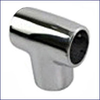 Sea Dog Stainless 90° T Fitting 1 in.