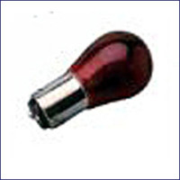 Sea Dog Red Dbl. Contact Bayonet Base Bulb 1143