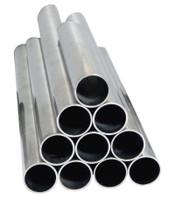 16 ga (.065) 1-1/4 in. Stainless Tube Super Buff