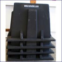 RomoTech 82121615 Pontoon Cradles Set of 4