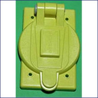 Marinco 7420CR Flip Cover 30a