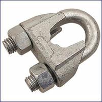 Galvanized Wire Rope Clip 7/16 in.