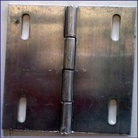"Hinge 3"" - Stainless   WO-10049"