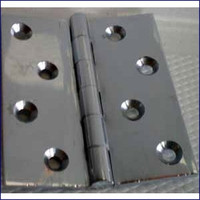 Heavy Duty Butt Hinge 3 1/2 in. Stainless  WO-10059