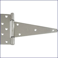 Large Gate Strap Hinge 7 in.
