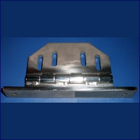 "4-1/4"" Heavy Duty Stainless Door Hinge"