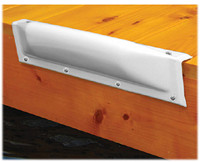 Taylor Made Dock Pro™ Vinyl Dock Bumpers - Straight Mount
