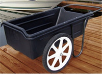 Taylor Made 1070 Dock Cart W/ Pneumatic Tires