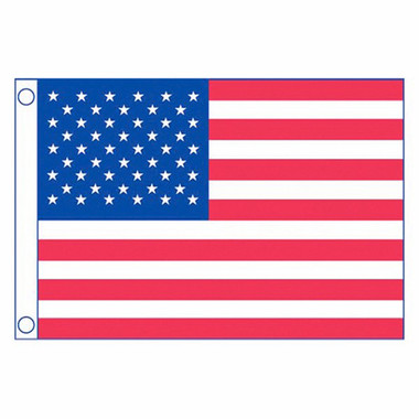 "Taylor Made 12"" x 18"" 50-Star U.S. Flag  2418"