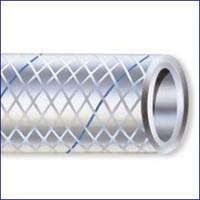 Nova Flex 164LL-00625 5/8 in Reinforced PVC Blue Tracer