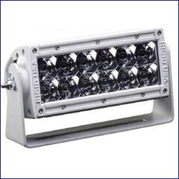 Rigid Industries 806312 6 inch Combo Spotlight Floodlight
