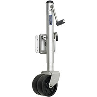 "Cequent XPD15L0101 1500 lb. Swing-Away Jack 6"" Dual Wheel"