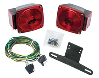 Cequent 407500 Light Kit 25' Harness With Clr/Side Marker Lights