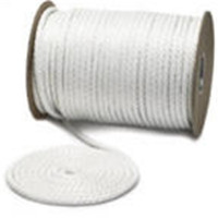 "Unicord Twisted Nylon White 3/8""x600'"