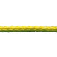 "Unicord 12 Strand Premium Hollow Braid Polypro. 1/4""x1000'  500307"