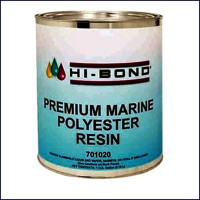 Evercoat  HI-BOND® Prem Marine Poly Resin Hardener - Gallon  701020