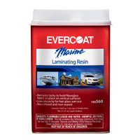 Evercoat Laminating Resin - No Wax  100560 100561