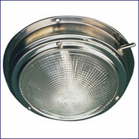 Sea Dog Stainless Dome Light 4 inch Lens