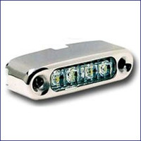 Attwood LED Micro Light 6350B7 6350W7