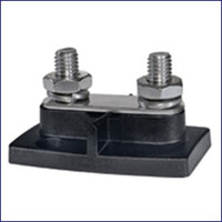 Blue Sea Systems BusBar 4 x 1-4 Stud Terminal