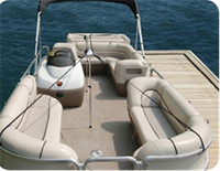 Taylor Made 55745 Pontoon Cover Support System