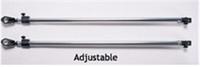 Taylor Made 11995 Adjustable Bimini Support Poles - Pr.