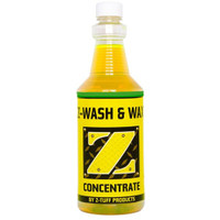 Z-Tuff Z-Wash & Wax™ Concentrated Soap, 32 oz.