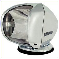 Marinco SPL-12C Precision Wireless Spotlight Chrome