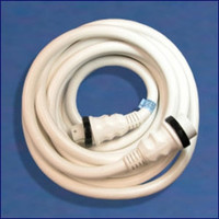 Marinco 199120 30 Amp Cordset LED Ergo Grip - 50ft - White