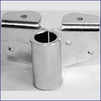 Attwood 9149-6 Oarlock Socket 1/2 in. Pair