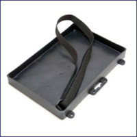 Plasform 874 Battery Tray Velcro Strap 24 Series