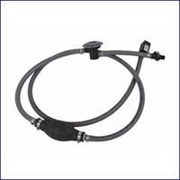 Attwood 93806HUSD7 Honda Fuel Line Assembly with Fuel Demand Valve