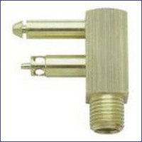 Attwood 8873-6 Mercury Tank Side Connector