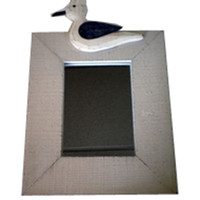 Seagull Rectangular Mirror