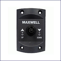 Maxwell Up/Down Windlass Control Remote Panel  P102938