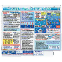 Davis 128 Boating Guide  Reference Card