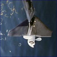 Davis 440 Doel-Fin Stabilizer Fin Hydrofoils