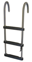 JIF Marine Removable Telescoping Pontoon Ladder