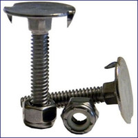 Stainless Steel Deck Bolts -25 pack