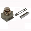 Sea Dog Gold Plated Plastic Push Button Latch 224314-1