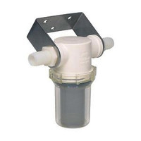 "SHURflo 1"" Raw Water Strainer with Bracket  253-321-01"