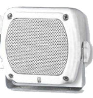 Poly-Planar MA840-W Subcompact Box Speaker White