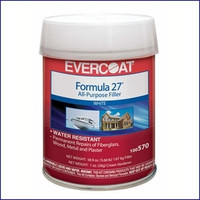 Evercoat Formula 27 All-purpose filler  100570 100571 100572