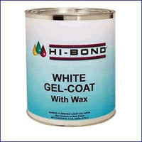 Evercoat HI-BOND® White Gel Coat with Wax and Hardener  701480 701490 701500